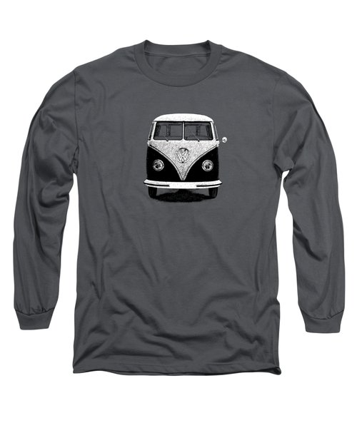 Volkswagen T1 1963 Long Sleeve T-Shirt