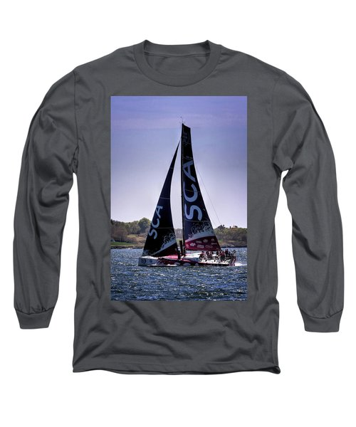 Volvo Ocean Race Team Sca Long Sleeve T-Shirt