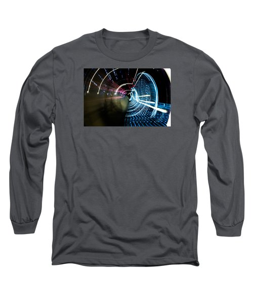 Vortex Long Sleeve T-Shirt by Micah Goff