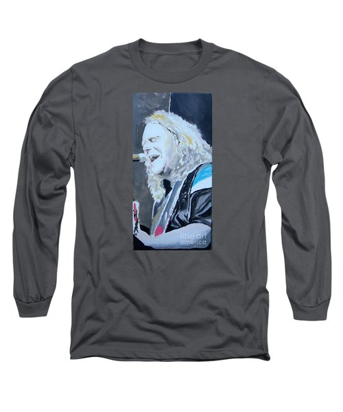 Vote Long Sleeve T-Shirt by Stuart Engel