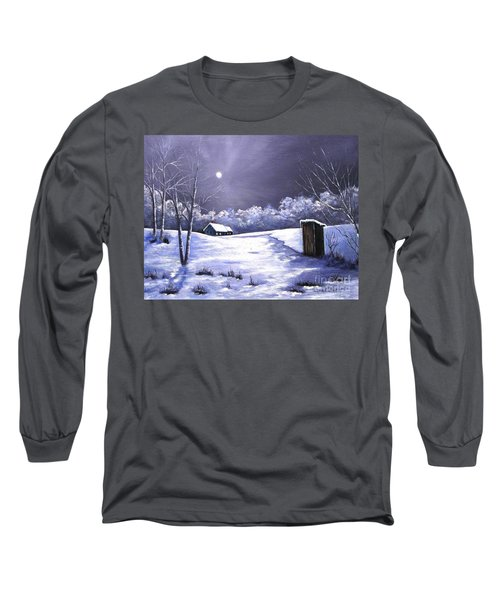 Voting Booth Long Sleeve T-Shirt