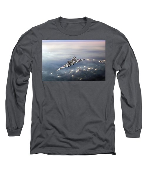 Vulcan Over The Channel Long Sleeve T-Shirt