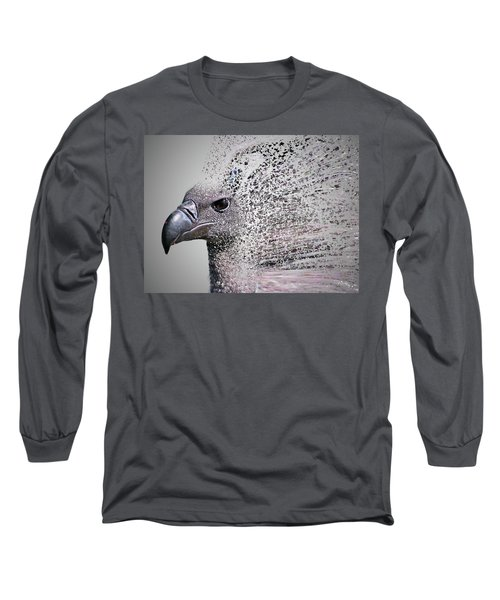 Vulture Break Up Long Sleeve T-Shirt