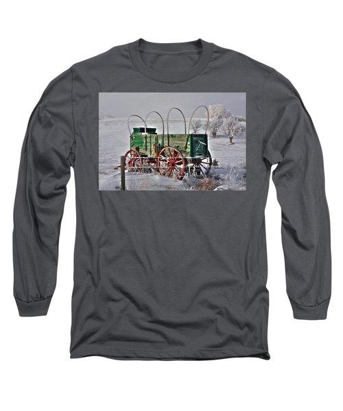 Wagon Long Sleeve T-Shirt