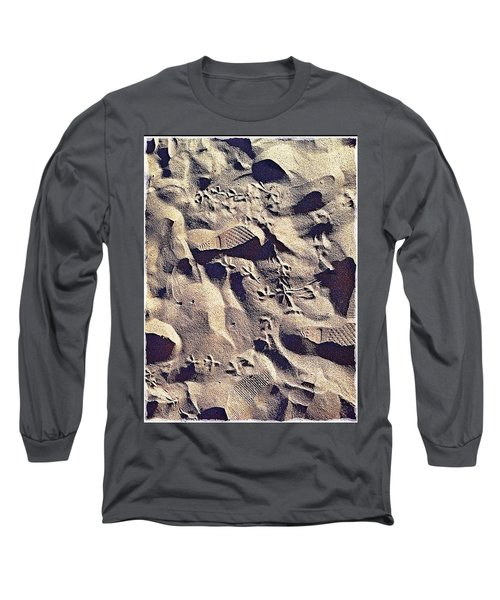 Waikiki Sand Long Sleeve T-Shirt