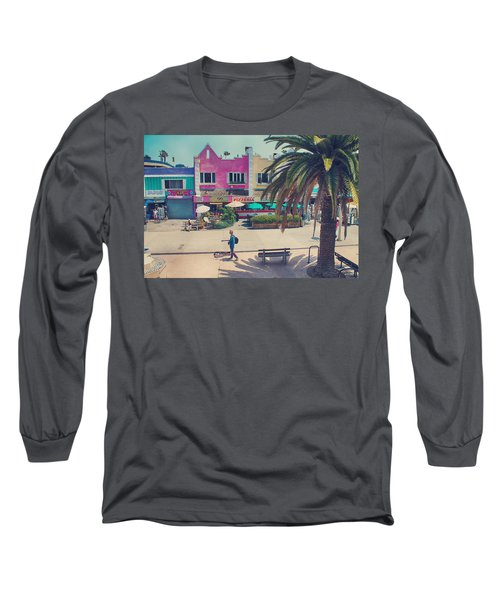 Long Sleeve T-Shirt featuring the photograph Waitin' For Victorio by Laurie Search