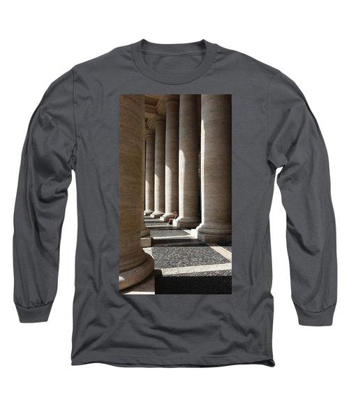 Waiting At St Peter's Long Sleeve T-Shirt