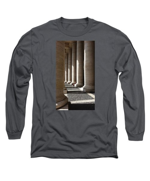 Waiting At St Peter's Long Sleeve T-Shirt