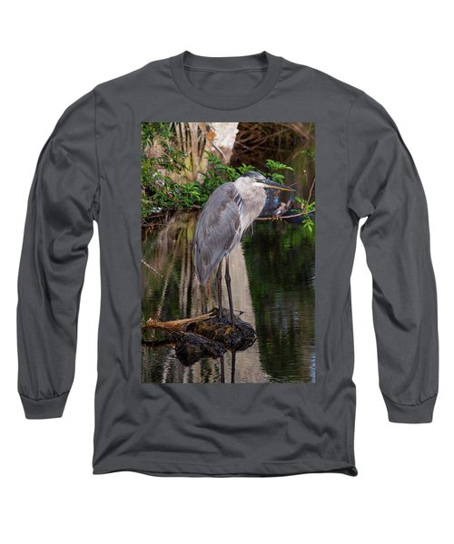 Waiting For Breakfast Long Sleeve T-Shirt