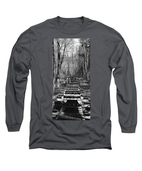 Waiting For Orders Long Sleeve T-Shirt