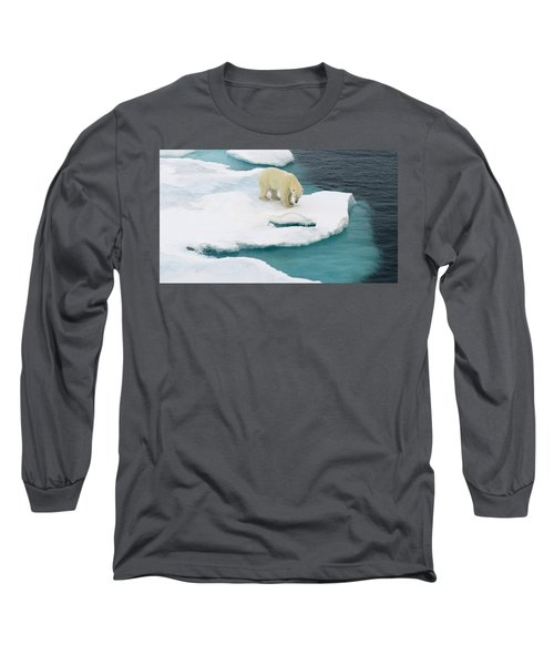 Waiting For Seal Long Sleeve T-Shirt