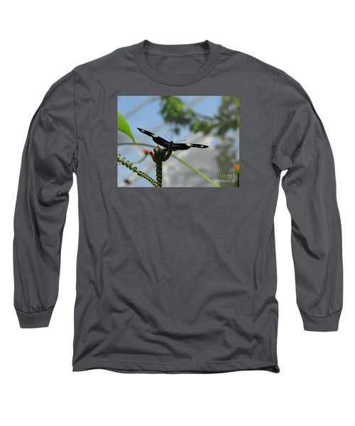 Waiting For Take Off Long Sleeve T-Shirt