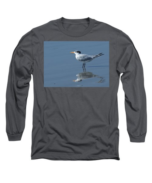 Waiting In The Surf Long Sleeve T-Shirt