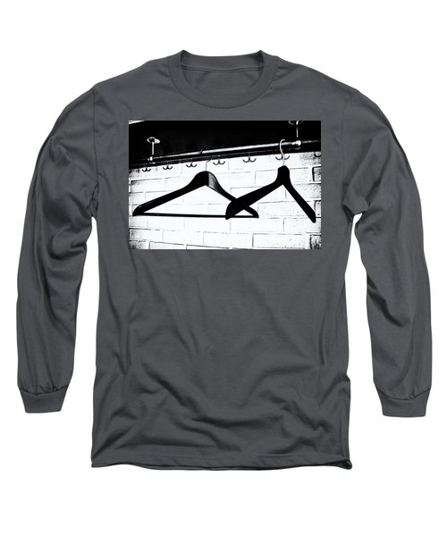 Long Sleeve T-Shirt featuring the photograph Waiting  by Karen Stahlros