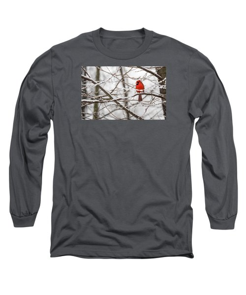 Waiting Out The Storm Long Sleeve T-Shirt