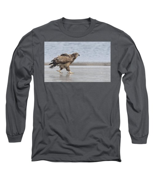 Walk Like An Eagle Long Sleeve T-Shirt