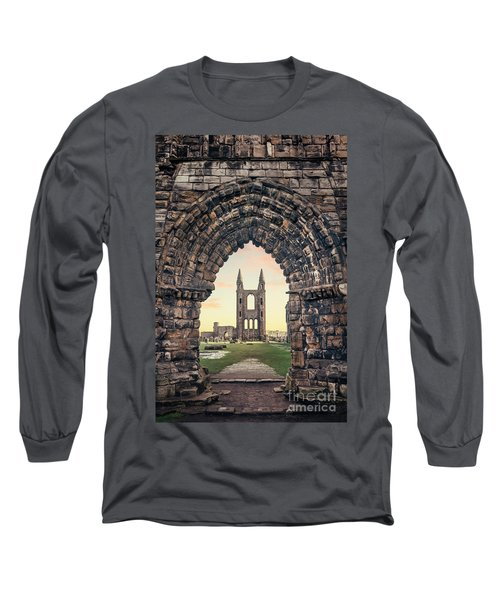 Walk Through Time Long Sleeve T-Shirt