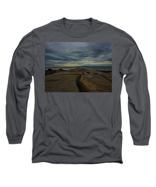 Walk To The Sea Long Sleeve T-Shirt