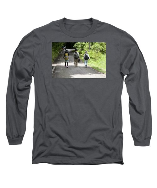 Walk Together Long Sleeve T-Shirt