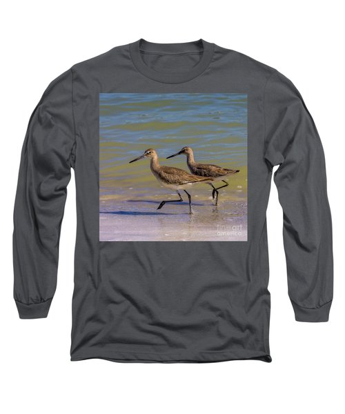 Walk Together Stay Together Long Sleeve T-Shirt