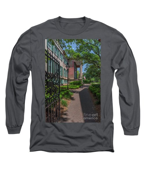 Walk With Me Long Sleeve T-Shirt