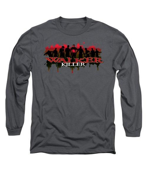 Walker Killer Long Sleeve T-Shirt