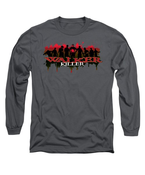 Walker Killer Long Sleeve T-Shirt