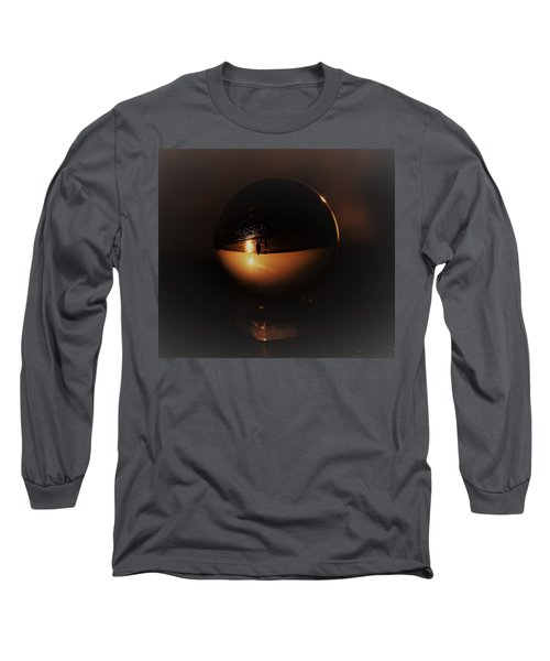 Walking In A Crystal Ball Long Sleeve T-Shirt