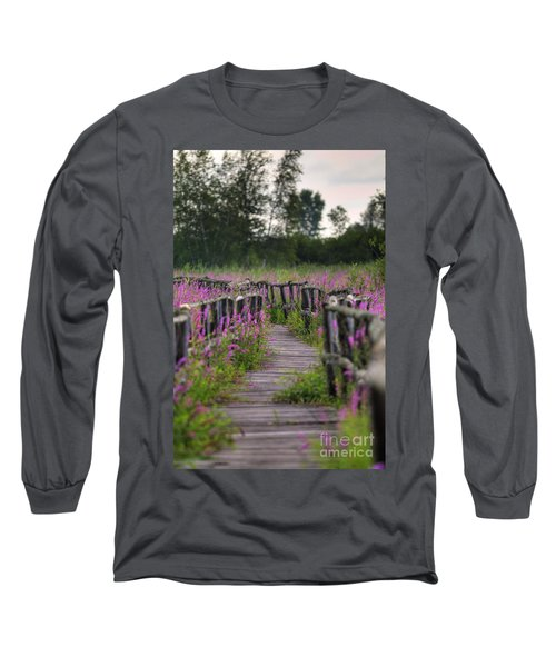 Walking In Magic... Long Sleeve T-Shirt