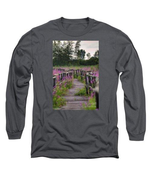 Walking In Magic... Long Sleeve T-Shirt