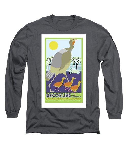 Walking Tours Long Sleeve T-Shirt