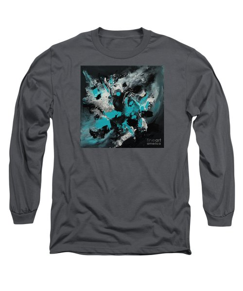 Walking Wave-1 Long Sleeve T-Shirt