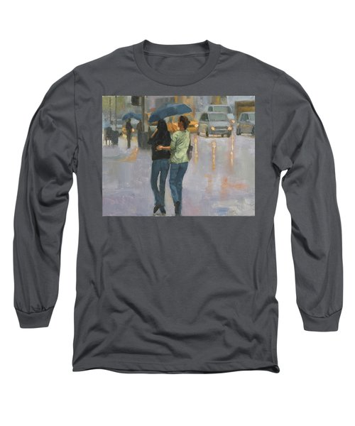 Walking With You Long Sleeve T-Shirt