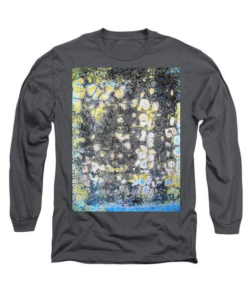 Wall Abstract 162 Long Sleeve T-Shirt