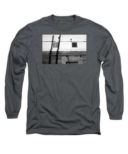 Wall Widows  Shadow 2 Long Sleeve T-Shirt