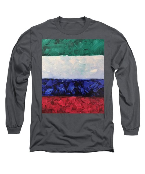 Walls Of The New Jerusalem Long Sleeve T-Shirt