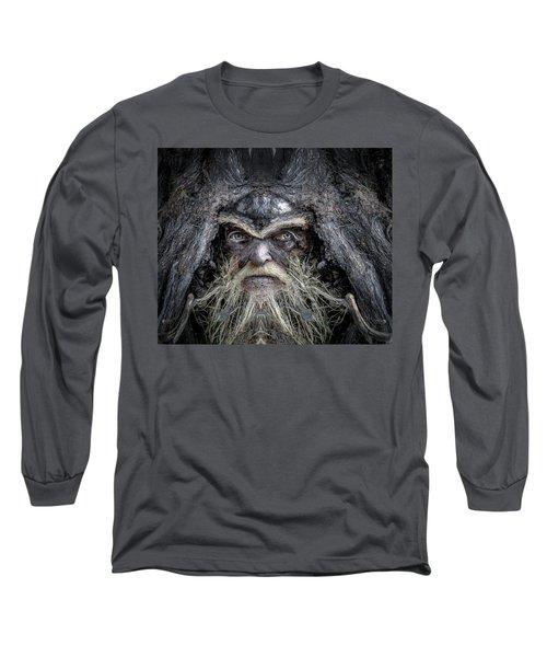 Wally Woodfury Long Sleeve T-Shirt