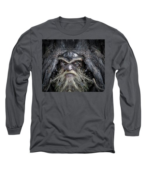 Wally Woodfury Long Sleeve T-Shirt