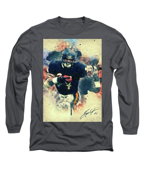 Walter Payton Long Sleeve T-Shirt