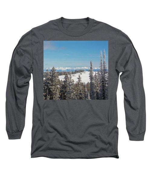 Walton Peak  Long Sleeve T-Shirt