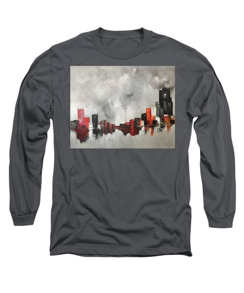 Wanderlust Long Sleeve T-Shirt