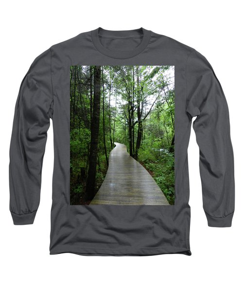Wang Lang Nature Reserve, China Long Sleeve T-Shirt