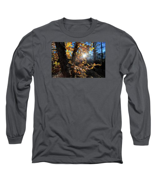 Waning Autumn Long Sleeve T-Shirt by Gary Kaylor