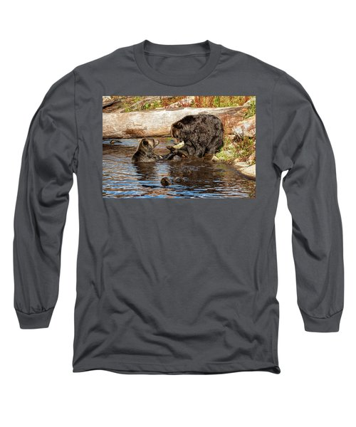 Wanna Have My Toy Long Sleeve T-Shirt by Sabine Edrissi