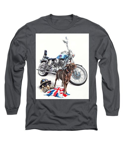 War Is Hell Long Sleeve T-Shirt