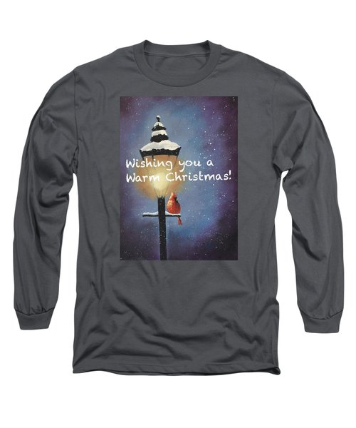 Warm Christmas Long Sleeve T-Shirt