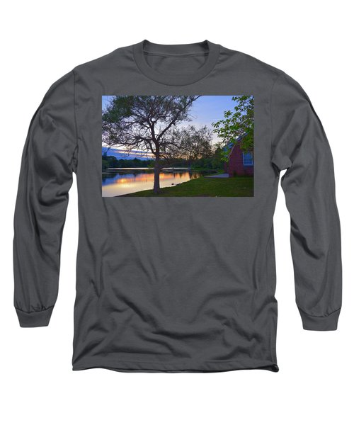 Warming House Long Sleeve T-Shirt