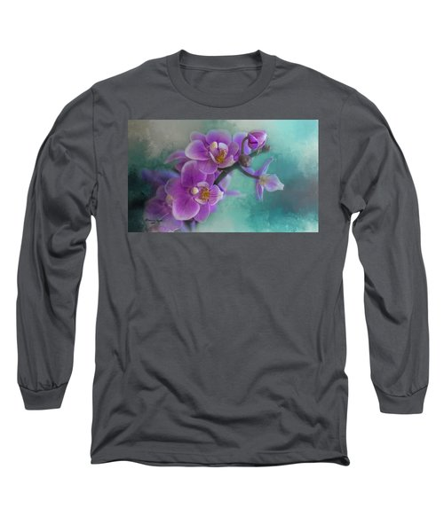 Long Sleeve T-Shirt featuring the photograph Warms The Heart by Marvin Spates