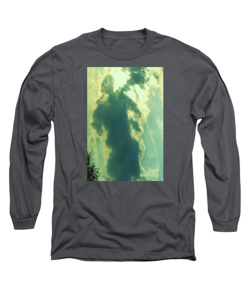 Long Sleeve T-Shirt featuring the photograph Warrior Hunter by Robin Coaker
