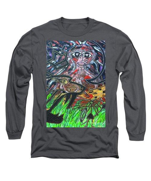 Warrior Spirit Woman Long Sleeve T-Shirt